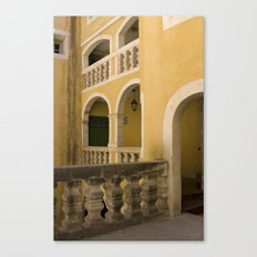 The Atrium Canvas Print