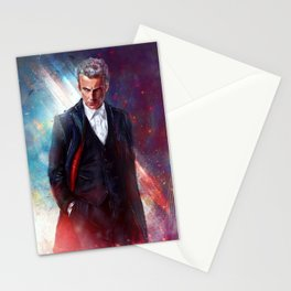 The Oncoming Storm Stationery Cards