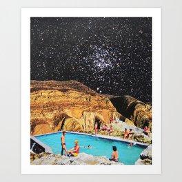 Stars Shining Art Print