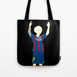 Gracia a Vo Tote Bag