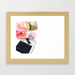 Hues of Design - 1031 Framed Art Print