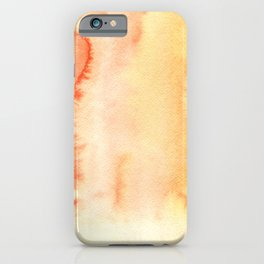 Abstract Watercolors 1 iPhone Case