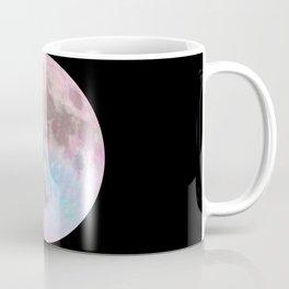 Iridescent Dark Moon Coffee Mug