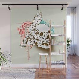 Spoiler Alert Wall Mural