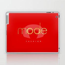 Bold RED Laptop & iPad Skin