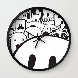 Monstah! Wall Clock