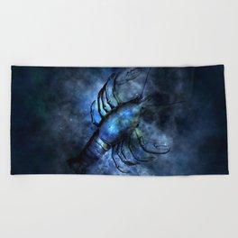Lobster/Crab Beach Towel