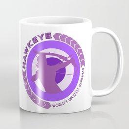World's Greatest Marksman Coffee Mug