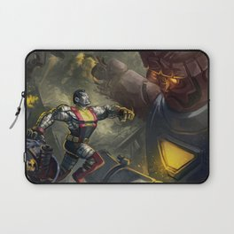 X-men fanart - Colossus! Laptop Sleeve