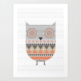 Navajo El Hooto Art Print