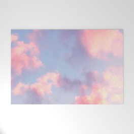 Whimsical Sky Welcome Mat