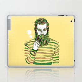Sea Wolf Ghost (Yellow Version) Laptop & iPad Skin