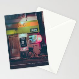 Tokyo's Ramen Restaurants Stationery Cards