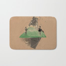 BIRDS Bath Mat