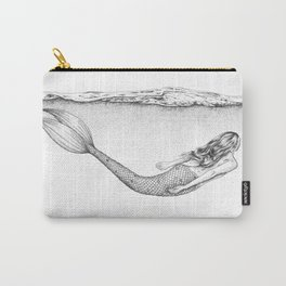 Under The Waves Carry-All Pouch