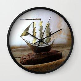 Papafingos Wall Clock
