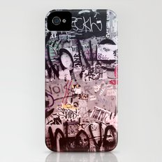 Writing's on the Wall Slim Case iPhone (4, 4s)