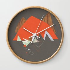 Party In The Mountains//Seven Wall Clock