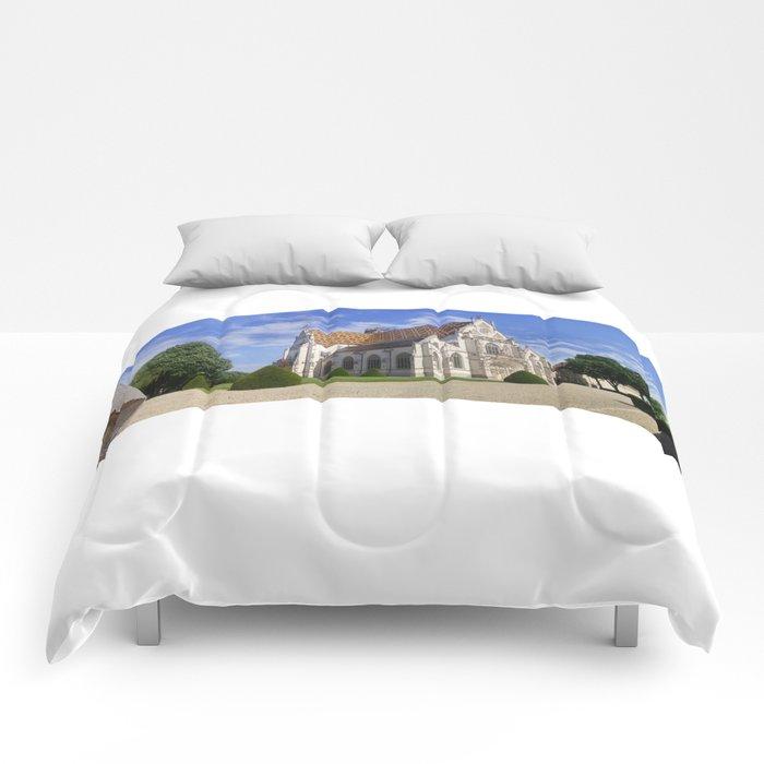The Royal Monastery of Brou (France) Comforters