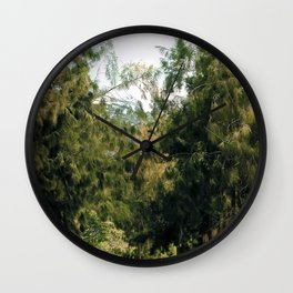 Walking Dada Wall Clock