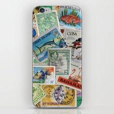 Island Travelers iPhone & iPod Skin