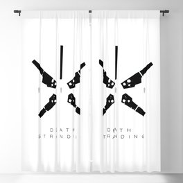 Death Stranding Blackout Curtain