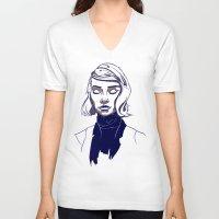 arizona V-neck T-shirts featuring Arizona by Nunyah Bidness
