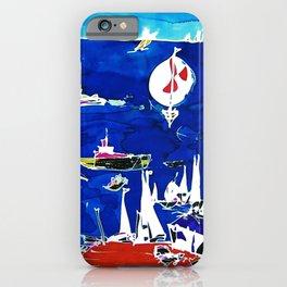 The Marina, Southport, Qld. AUSTRALIA iPhone Case