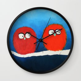 I want to take you home. Wall Clock