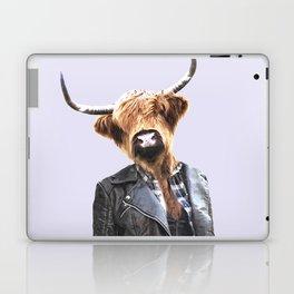 Cow Girl Laptop & iPad Skin