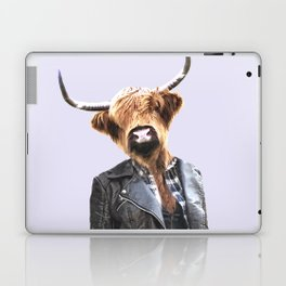 Cow Girl Laptop & iPad Skin