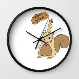 Kookie the Bear and Friends Wall Clock