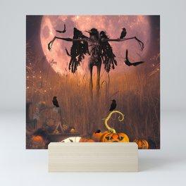 Halloween design Mini Art Print