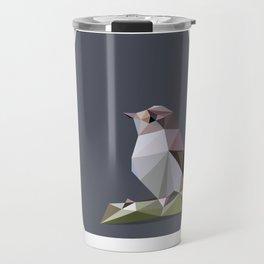 Spotted flycatcher Travel Mug