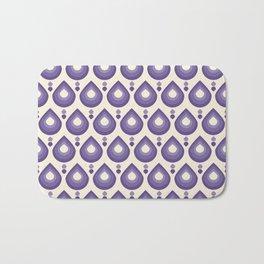 Drops Retro Ultra Violet Bath Mat