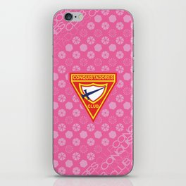 Conquistadores Club iPhone Skin