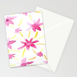 Magenta Love Stationery Cards