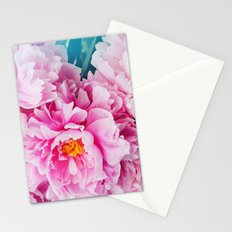 Pink Flower for you Stationery Cards