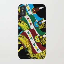 """Empowering Women Through Action"" iPhone Case"