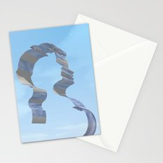 RIBBONS Stationery Cards