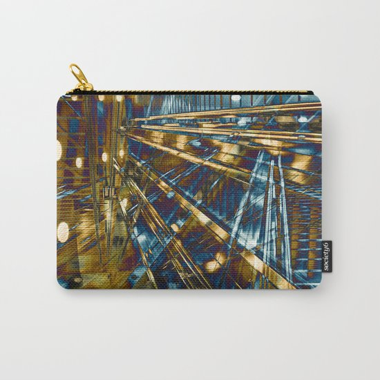 City Lines Carry-All Pouch