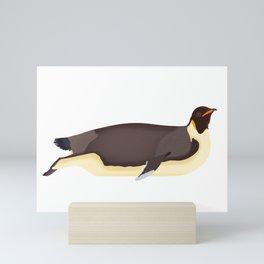 Emperor Penguin Mini Art Print
