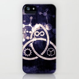 Raines Empire - Coalition Symbol iPhone Case