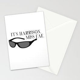 MBRC It's Harrions Miss Fae KM Shea Stationery Cards