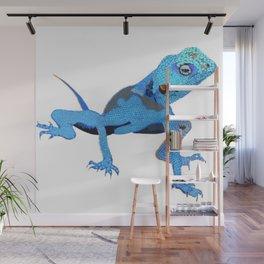 Gecko Wall Mural