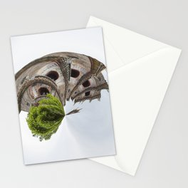 Pagoda Bouquet Stationery Cards
