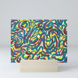 Hiatus 10 Mini Art Print