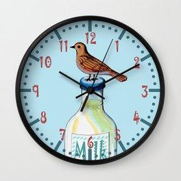 Is Mine! Wall Clock