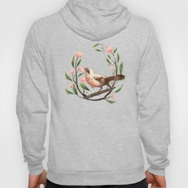 Spring Is Forever In My Heart Hoody