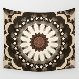 Ouija Wheel of Stars - Beyond the Veil Wall Tapestry